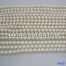 Freshwater pearl AAA grade 4.5-5mm