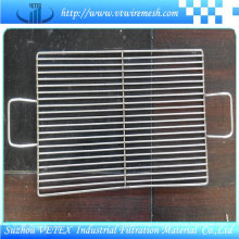 Stainless Steel Barbecue Wire Mesh Used for Grill