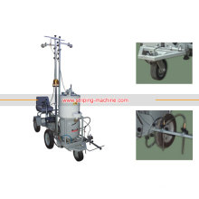 Self-Propelled Multi-Functional Pavement Striping Machine