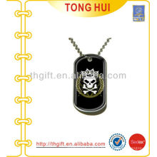 Skull King tag de chien collier fournisseur bijoux en imitation