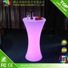 Table à cocktails à LED (BCR-872T)