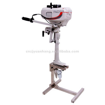 (CE) 3.5hp Wholesale boat outboard engine- HANGKAI