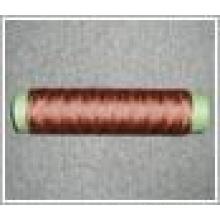Tissu de fil de polyester et de corde de pneu plongés