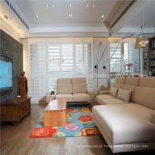 melhores persianas de plantação de preço para sala de estar
