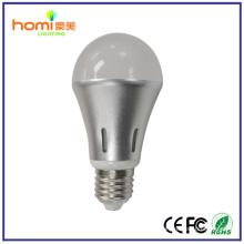 Ampoule de 7W Spinned aluminium haute qualité