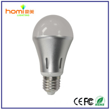 High quality Spinned Aluminum 7W bulb