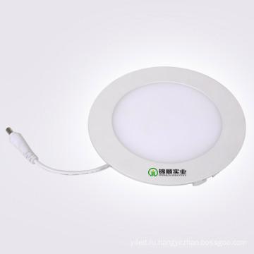 Круглое 6w свет панели СИД, тонкий свет панели с водителем IC