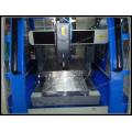 Router do CNC do metal do cobre e do molde de alumínio