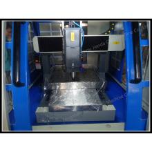 Kupfer und Aluminium Form Metall CNC Router