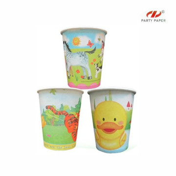 High-grade Animal Paper Cup For Party