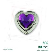 Metall-Kristall-Beutel-Aufhänger für förderndes Geschenk (MBH-02)