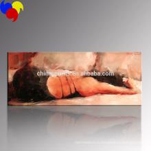 Картины Обнаженная Сексуальные Женщины Искусство / Картины Женщин в Платьях / Женщинах Декоративная Живопись