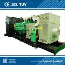 Honny Medio Voltage Diesel kV Grupo electrógeno