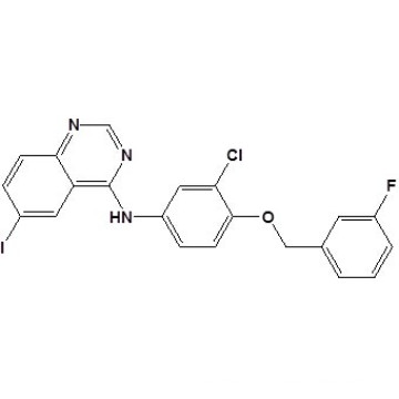 N-[3-Chloro-4- (3-fluorobenzyloxy) Phenyl]-6-Iodoquinazolin-4-Amine CAS No. 231278-20-9