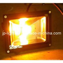 COB 20W RGB светодиодный прожектор с контроллером RF для склада (83720COB-RGB)