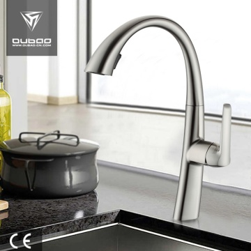 Luxury Pull-Out Kitchen Faucet Taps With Sprayer