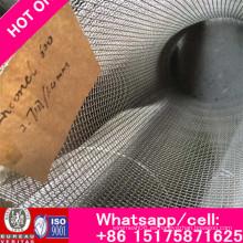 Mo1mo2 99.95% Malla de alambre de molibdeno Malla de alambre de 40 moldes de molibdeno