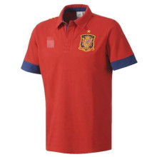 2014 New Spain polo shirt world cup soccer t-shirt
