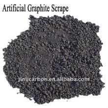 Grappes d'électrodes en graphite / GES pour acier et coulée