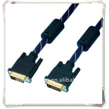 5M DVI CABLE DVI-D Dual Link Digital Video Cable For HDTV