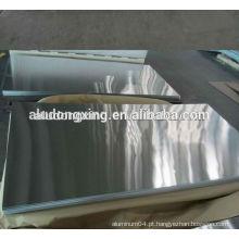 Alloy 5754 Placa / Folha de alumínio para construção