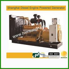 Gerador elétrico 400kw / 500kva