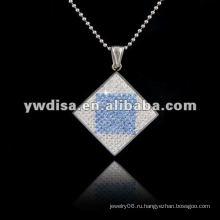 Ожерелье из нержавеющей стали с ожерельем