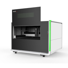 Jinan Bodor i5 automatic embroidery cnc fiber laser cutting machine hot price for laser business
