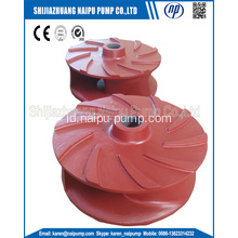 Pakailah Pompa Slurry Tahan A05 Impeller