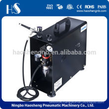 mini air compressor 220v kit with airbrush AS196AWK