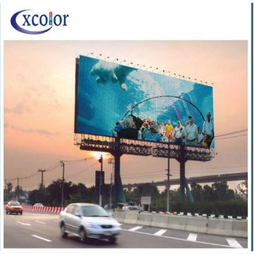 Full Color P6mm Outdoor Led Advertising Screen Display