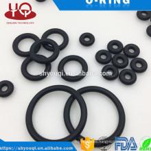 Sellos de anillo de silicona o anillos de sellado de goma a bajo precio por encargo / anillo o nitrilo / oring NBR