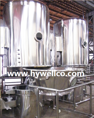 Vertical Boiling Drying Machine