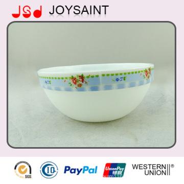 Decorational Dew Design Opal Glassware Rice Bowl for Promotional