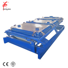 Silica sand vibrating screening equipment