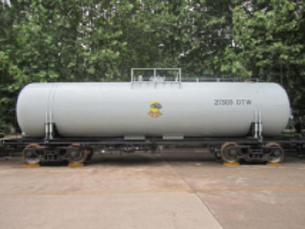 Petrol Fuel Trailer Tank