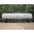 Nigeria Leichtöl Tankwagen