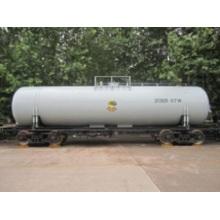 Vagão tanque de óleo leve da Nigéria
