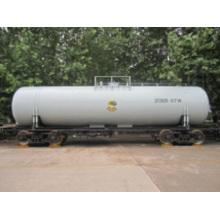 Nigeria light oil Tank Wagon