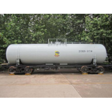 Vagón cisterna de petróleo ligero de Nigeria