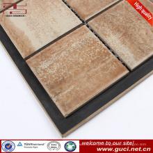 China fornecimento parede verde decorativo banheiro mosaico olhar telha cerâmica