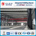 Estructura de metal prefabricada Estructura de metal Almacén / Taller / Cobertizo de metal
