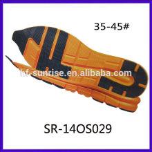 SR-140S029 Novos homens Tamanho Casual soft eva phylon sole