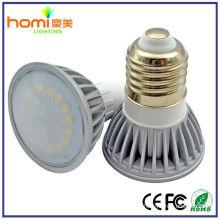 Alta qualidade LED spot 3W/4W luz, 2800-6500K