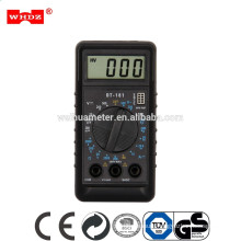 Mini-Size 3 1/2 digits Multimeter DT181