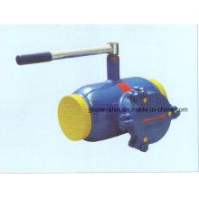 Self-Filtering Fully Welded Ball Valve with Inner Strainer (GLQ61F) -Handle Operated