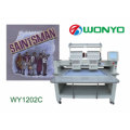 2 Heads Cap Embroidery Machinery