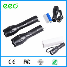 5W rechargeable LED torch hot sales in America