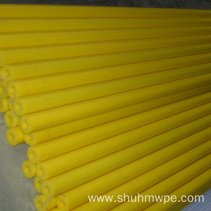 UHMWPE self-lubricating pipe