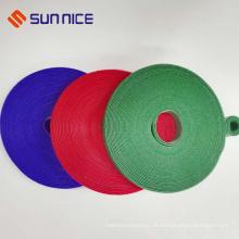 China Factory Zuverlässige Qualität Nähen auf Haken Schleife Kabelverpackung